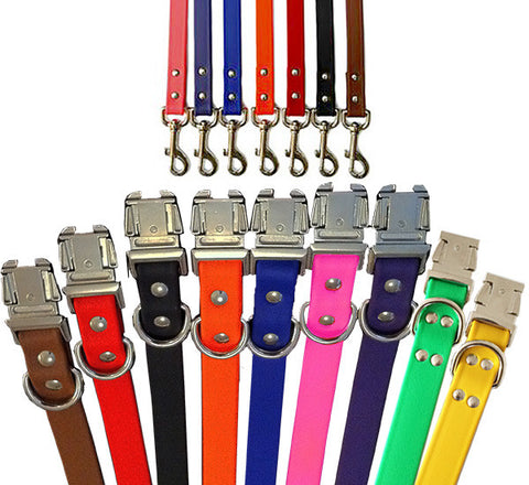 NO BLING SPORTs (Sparky's Choice) Poly Leash by Auburn