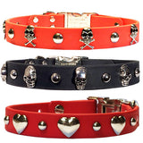 "SHAPED STUDS SPORTs Poly Clip Collar 18""-26"""