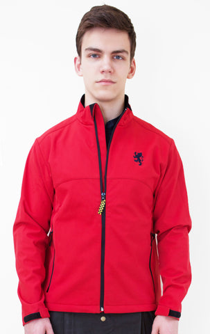 Crimson TREK. Jacket -
