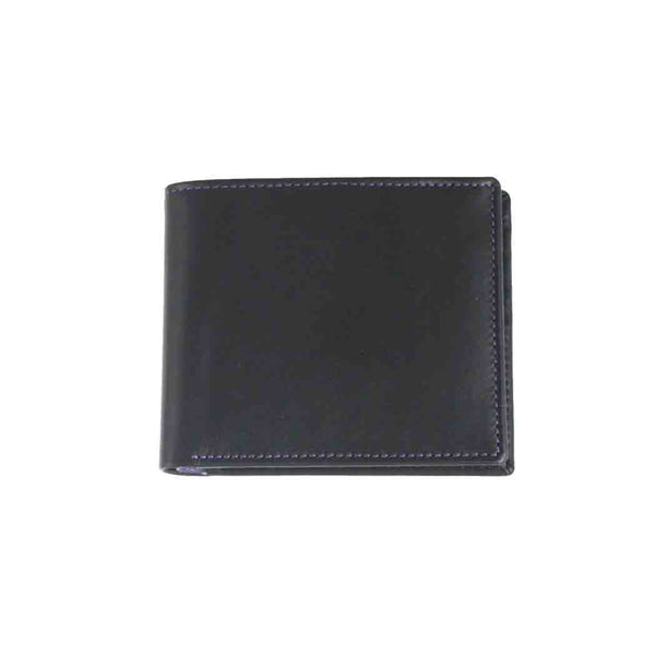 Black and Purple Classic Wallet