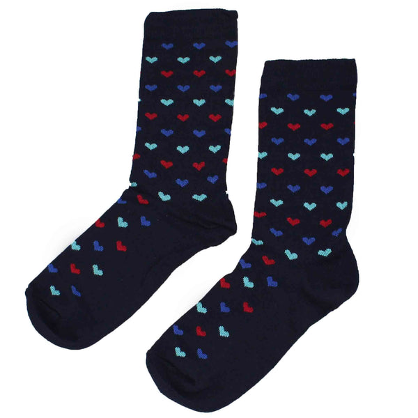 WOMEN'S BAMBOO SOCKS GIFT BOX - Hearts