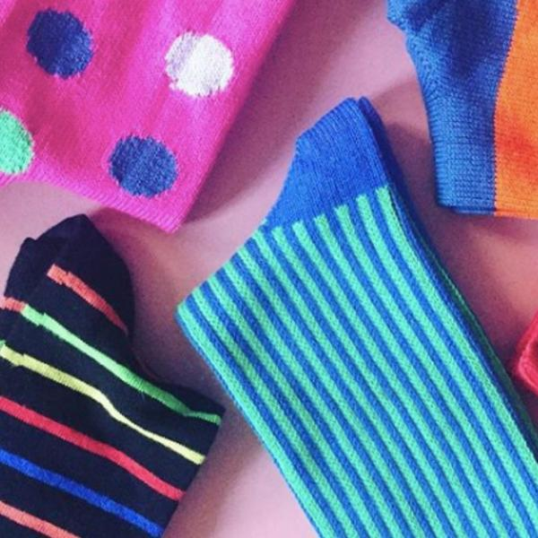 shop colourful socks