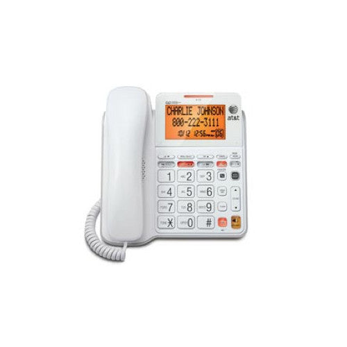 Radio Shack Stores: AT&T® 4940 Big-Button Corded Phone W/ Speakerphone