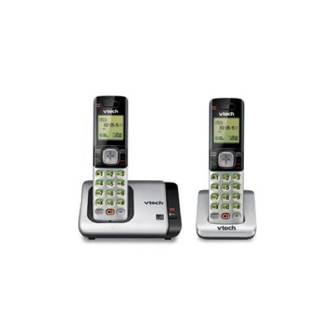 VTech CS6719-2  Cordless Phone with CID (2 Handsets)