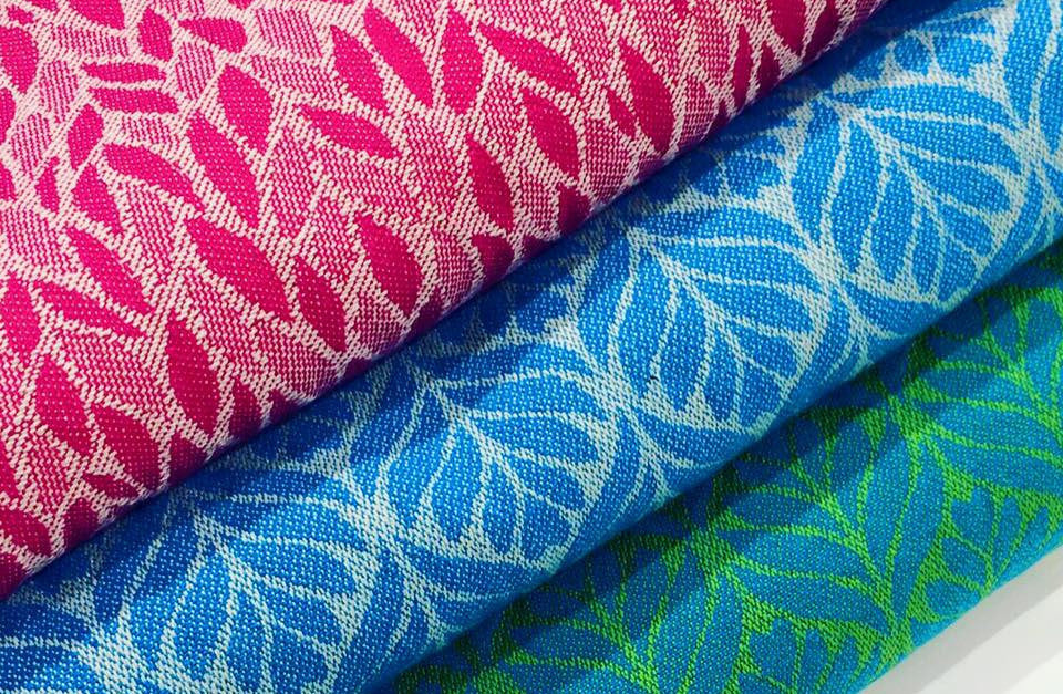 Celebrating Nona Woven Wraps with a giveaway!