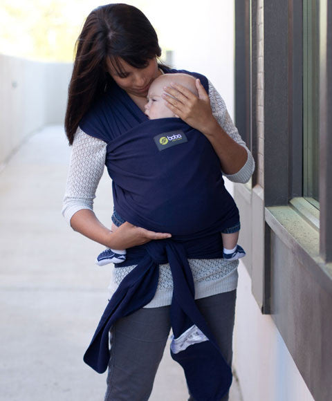 Boba Wrap - Navy Blue - Slings and Things