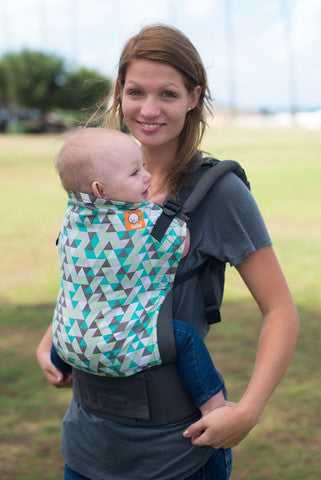 Tula Toddler Carrier -  Equilateral *estimated despatch Friday 19th August* - Slings and Things  - 1