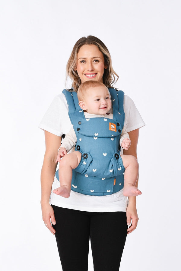 Tula Explore Baby Carrier - Playdate - Slings and Things