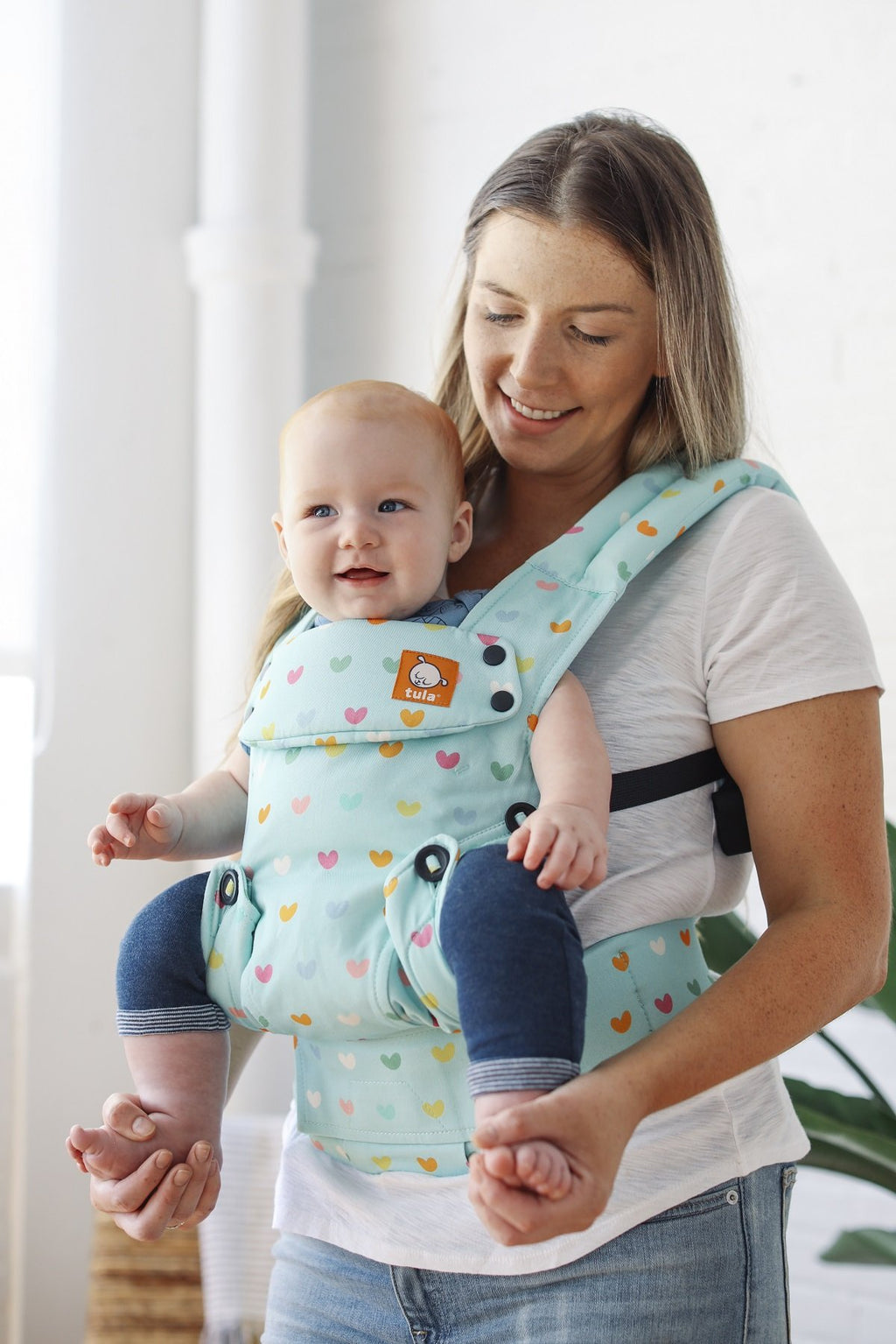 Tula Explore Baby Carrier - Playful - Slings and Things