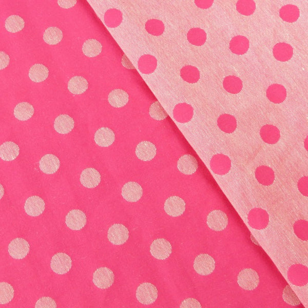 Didymos Pink Dots with Hemp - size 4 only - Slings and Things