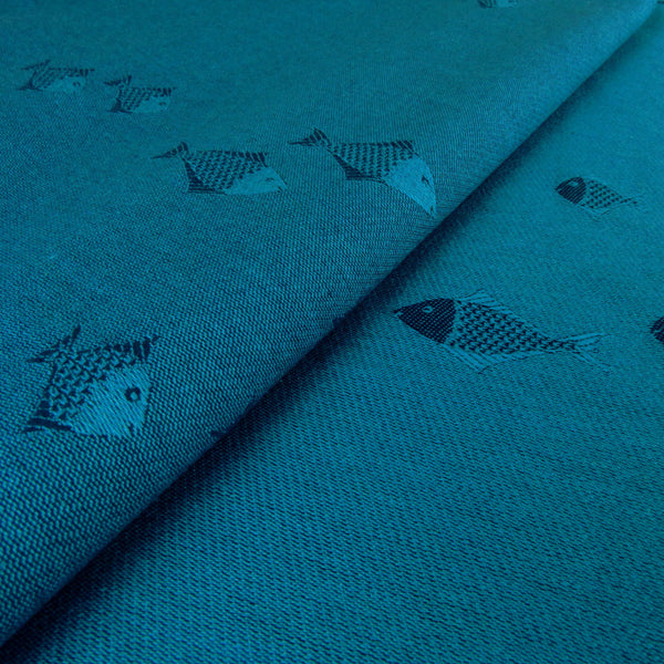 Didymos Mystic Fish - size 6 only - Slings and Things