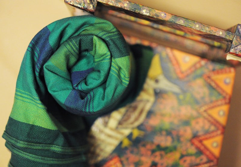 Girasol Antigua Ring Sling - Slings and Things