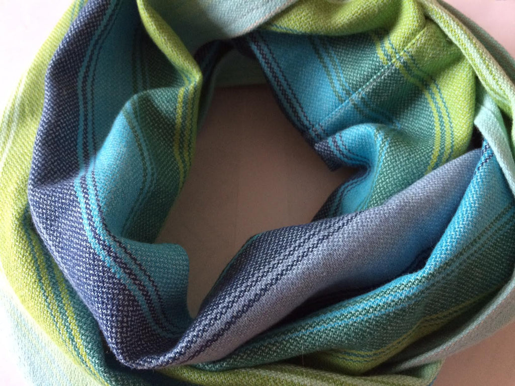 Adult Size Snood - Girasol Primavera Fabric - Slings and Things