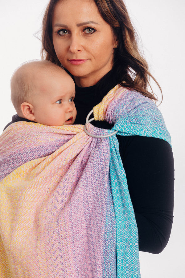 Lenny Lamb Ring Sling - LittleLove Candyland - Slings and Things