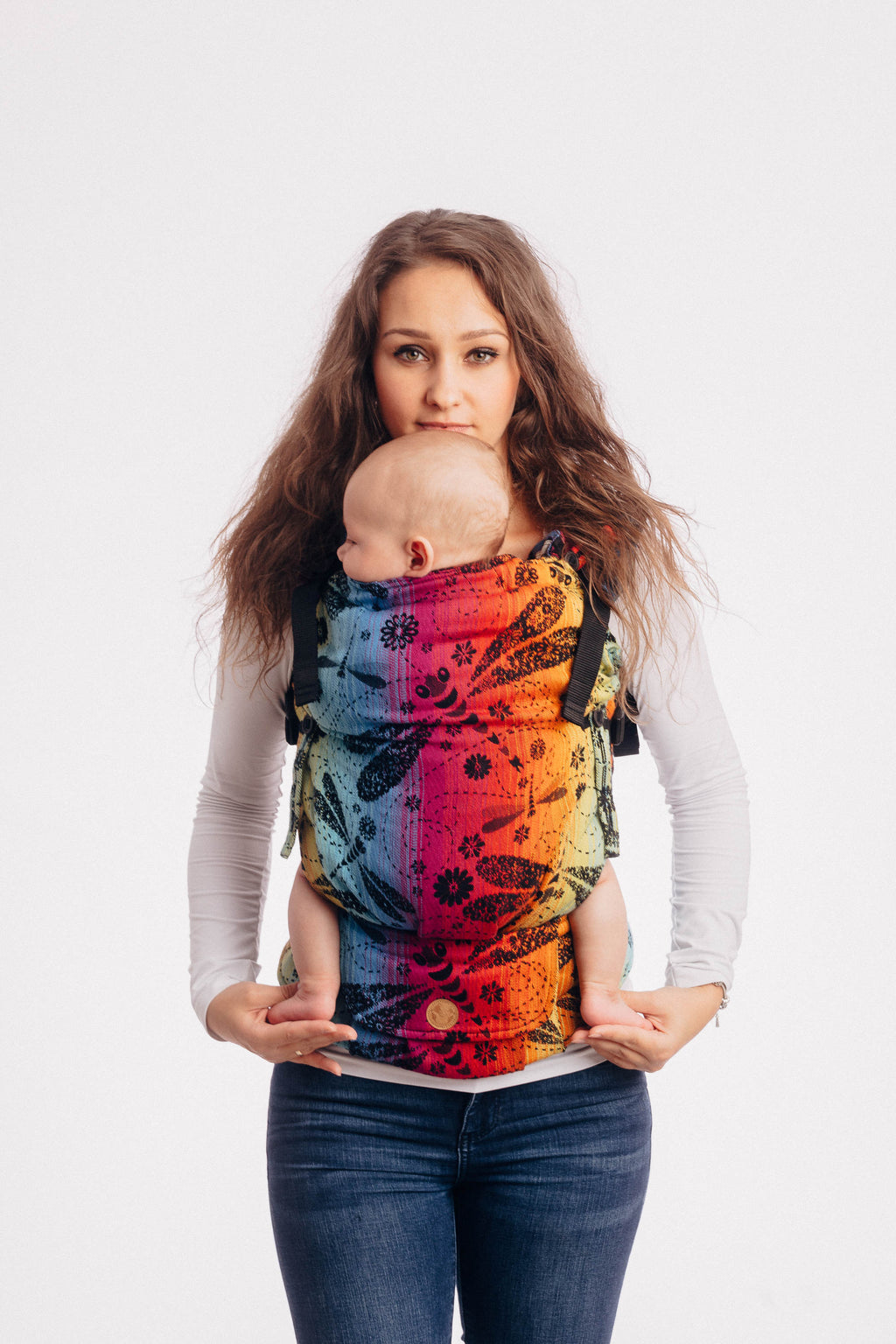 LennyUpGrade Carrier - Dragonfly Rainbow Dark