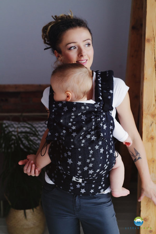 Little Frog Ergonomic Carrier - Night Sky - Slings and Things