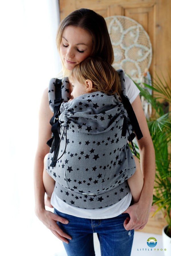 Little Frog Toddler Carrier - Day Sky - Slings and Things