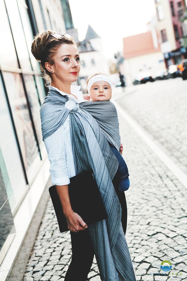 Little Frog Ring Sling - Bamboo Angelit