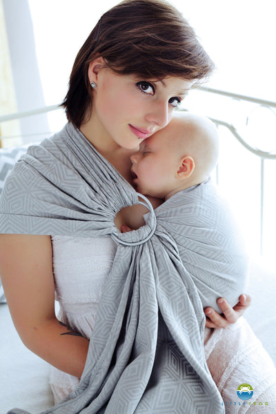 436d68c548b Little Frog Grey Cube Ring Sling - Slings and Things