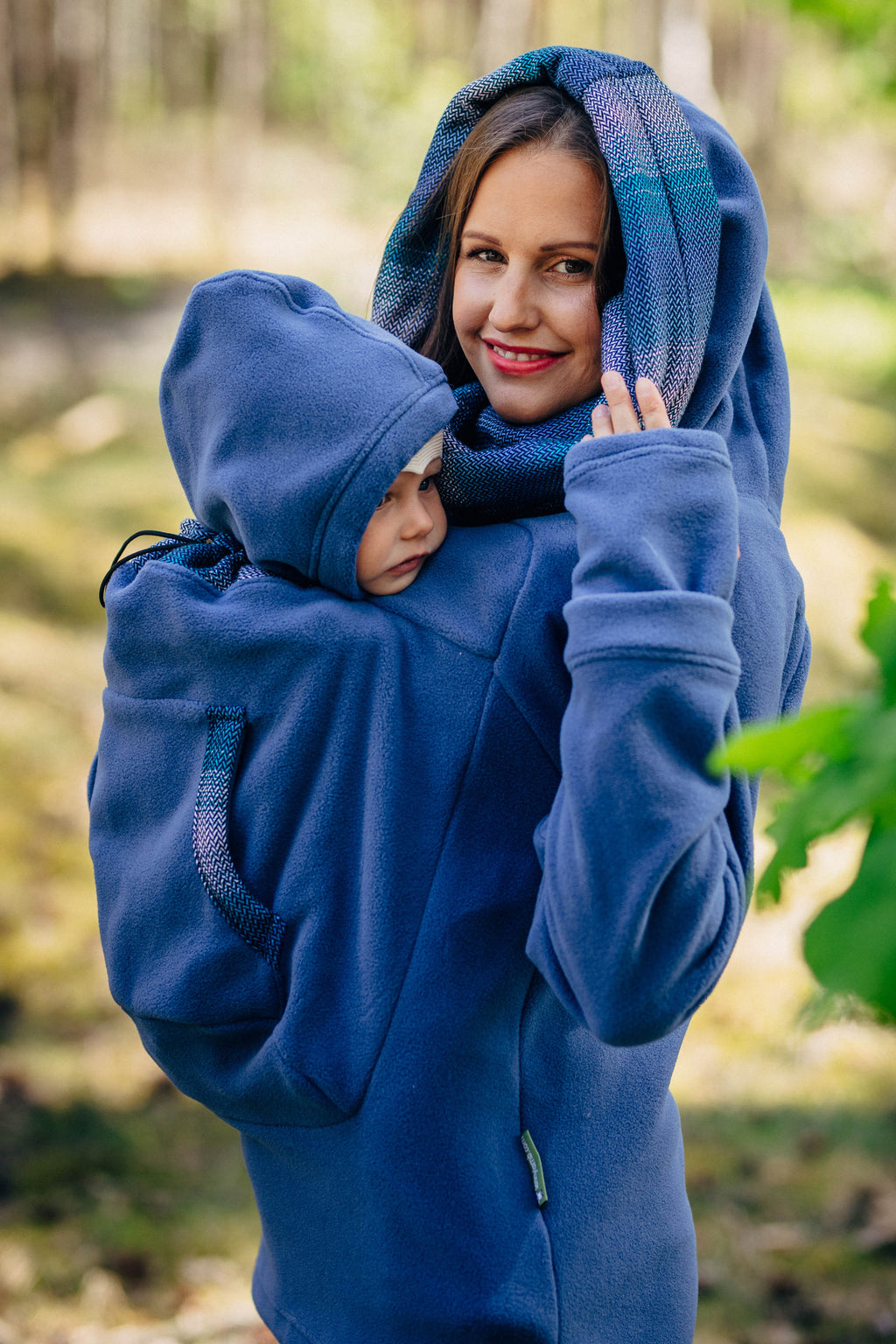 Lenny Lamb Fleece Babywearing Sweatshirt *Version 2.0* - Small left only - Slings and Things
