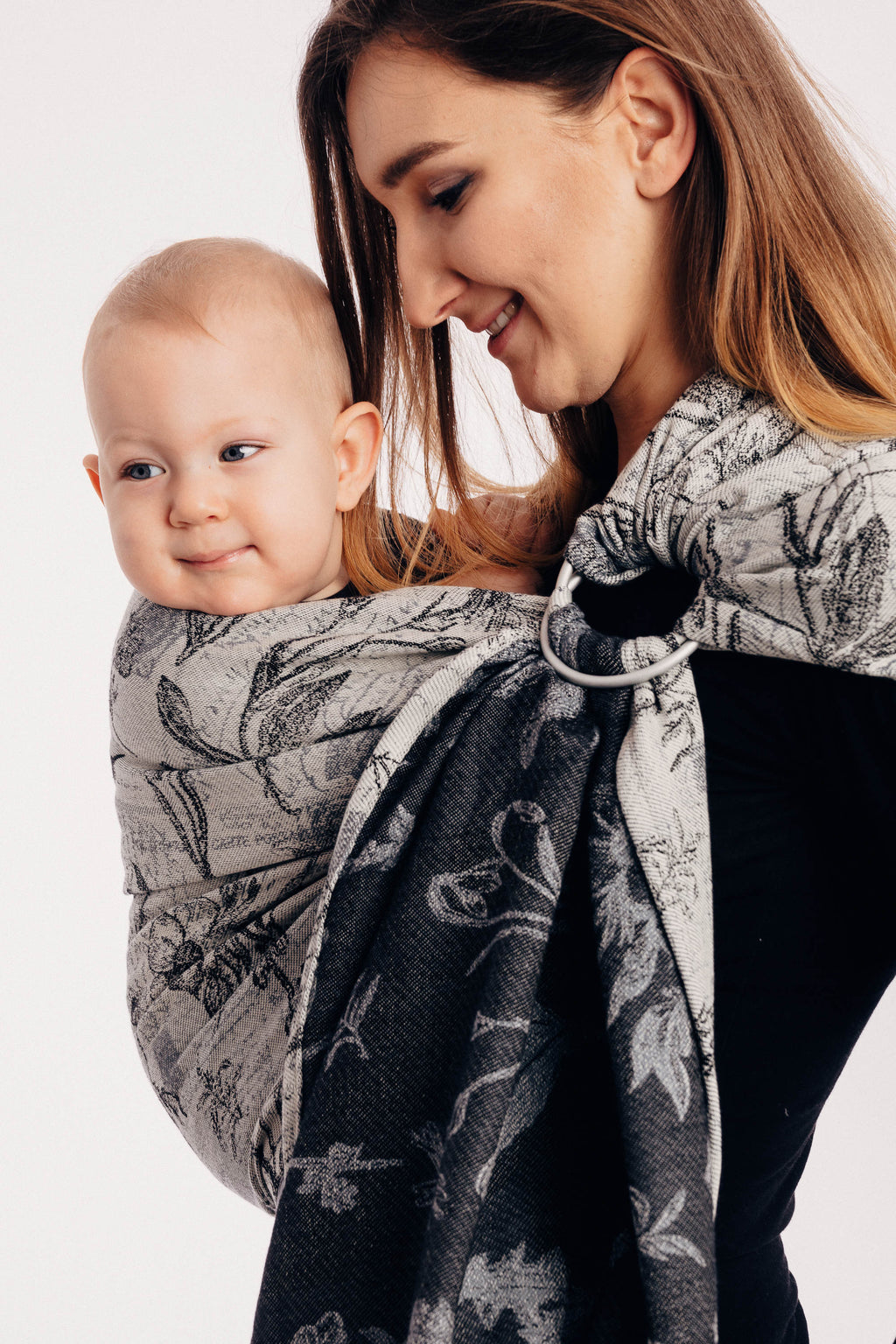 Lenny Lamb Ring Sling - Herbarium Roundhay Garden - Slings and Things