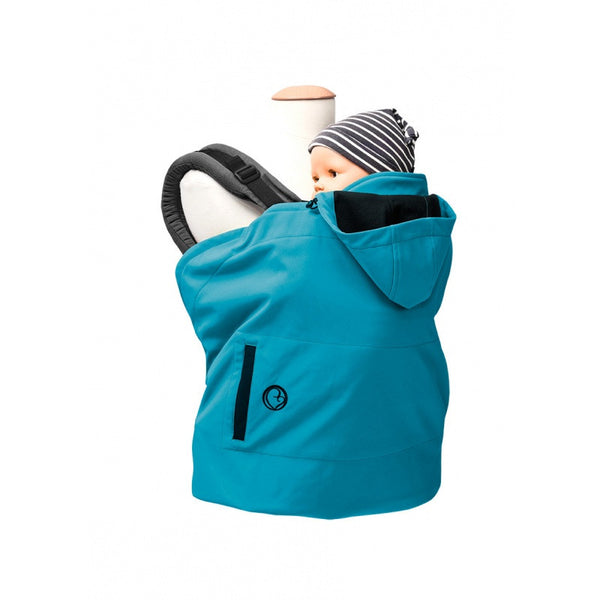 Mamalila Softshell Babywearing Cover - Slings and Things  - 1