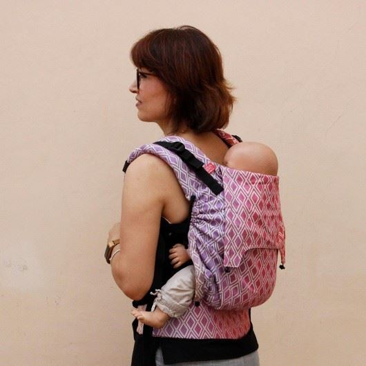 Neko Switch Baby Sized Carrier - Arinna