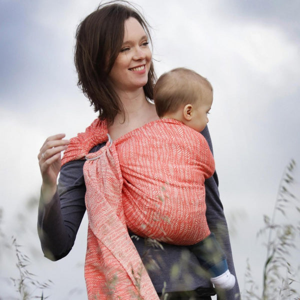 Neobulle Ring Sling - Jungle SeaCell Anemone - Slings and Things