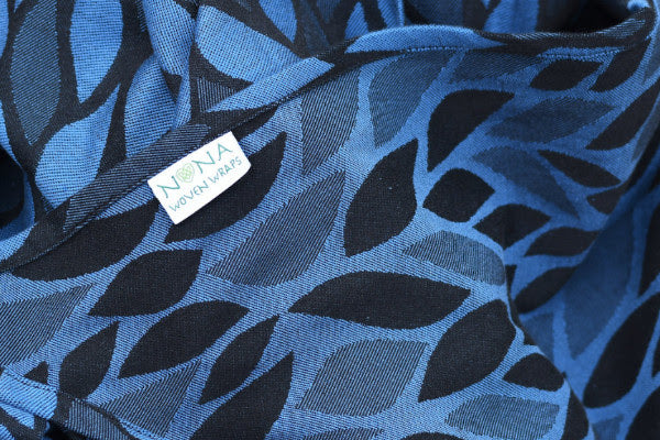 Nona Woven Wrap - Imagine+ Midnight Blues *3.6m only* - Slings and Things
