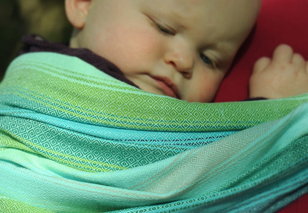 Girasol Primavera Diamond Weave Ring Sling - Slings and Things