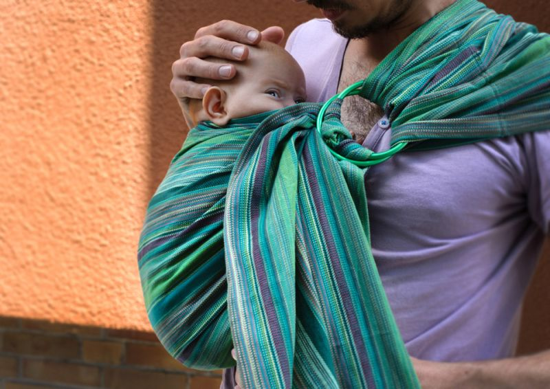 Girasol Selva Ring Sling - Slings and Things