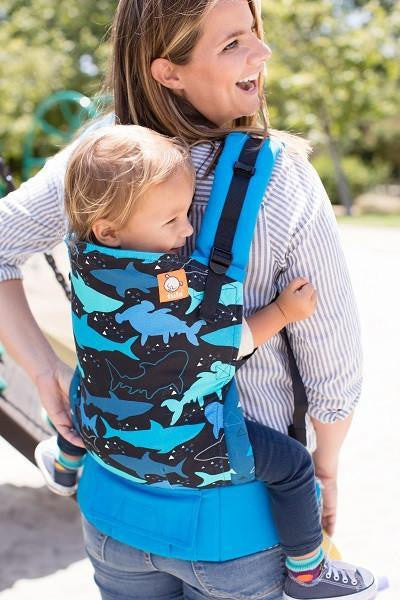 Tula Toddler Carrier - Bruce
