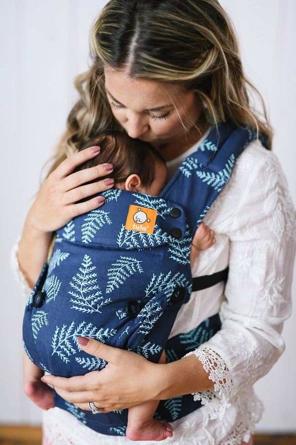 Tula Explore Baby Carrier - Everblue - Slings and Things