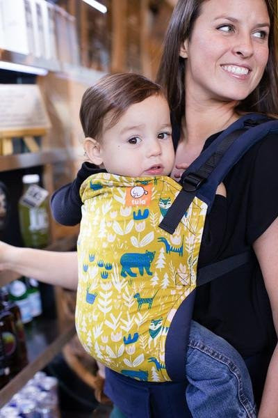 Tula Toddler Carrier - Fable