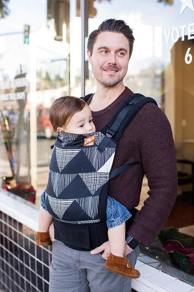 Tula Baby Carrier - Illusion