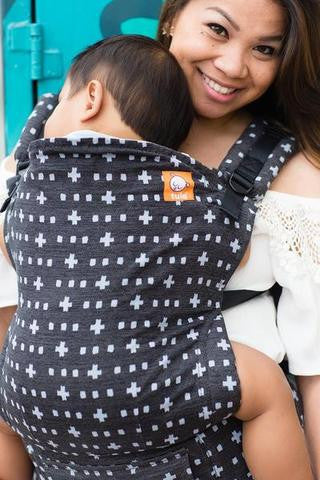 Tula Baby Carrier - Jet - Slings and Things  - 1