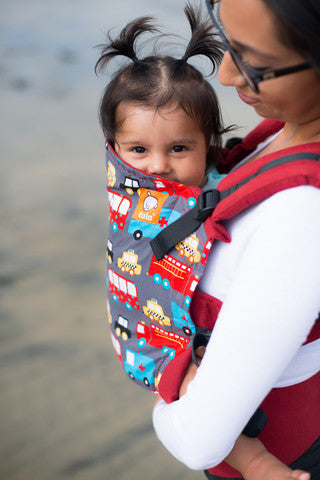 Tula Baby Carrier - Look for Helpers - Slings and Things