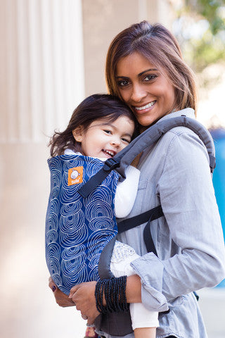 Tula Toddler Carrier - Ripple - Slings and Things