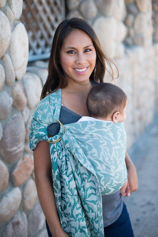Tula Voyage Wrap Conversion Ring Sling - Ireland - Slings and Things