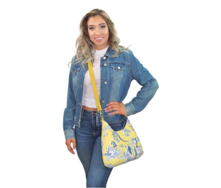 Handmade Cottagecore handbags made in USA