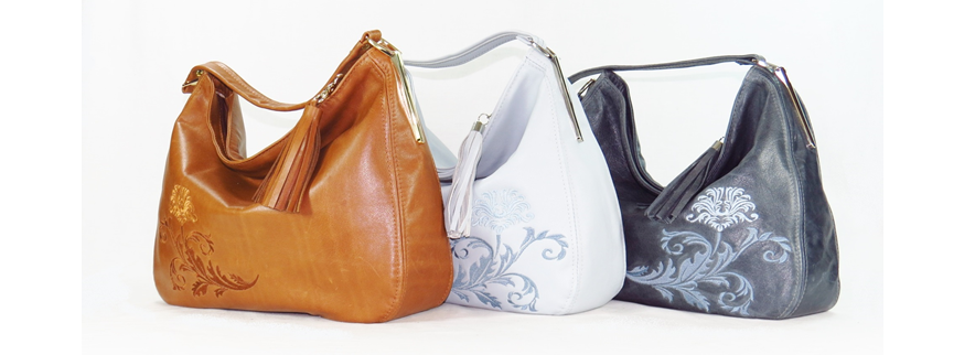 Leather Slouch Bags