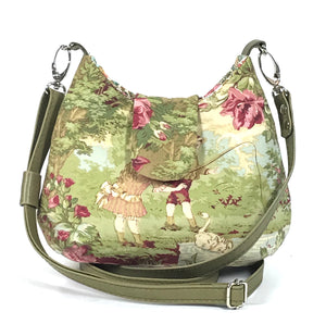 Children's Garden Cottagecore Mini Hobo Bag #1
