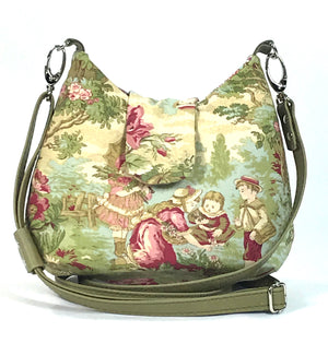 Children's Garden Cottagecore Mini Hobo Bag #2