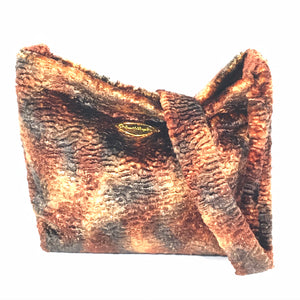 Cornish Rex Fur Bag