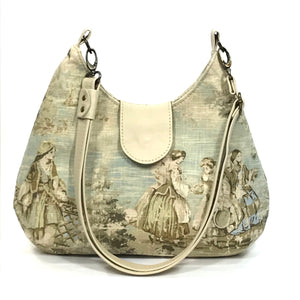 French Raissance Countryside Women Hobo