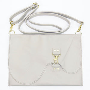 Basic Leather Crossbody