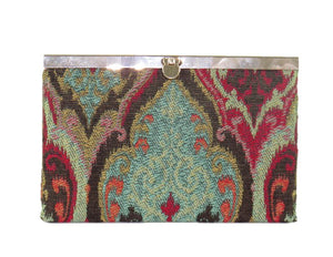 Moroccan Tapestry Wallet