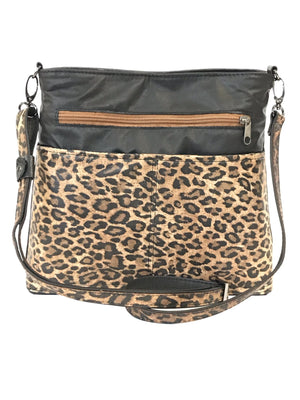 Savanna Crossbody Black