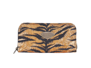 Tiger Chenille Wallet