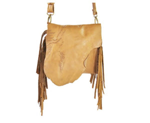 Western Fringe Cross Body Hip Bag